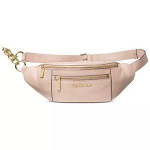 MICHAEL Michael Kors Mott Medium Leather Waistpack
